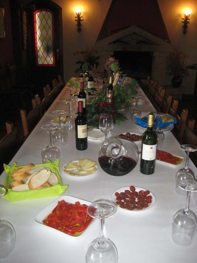 """Bajo el sol """"con muchos huevos"""".  24 de Julio, día especial, Batalla Clarete de San Asensio."""