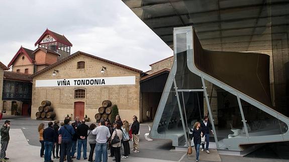 Logroño acogerá en noviembre el Congreso Internacional de Enoturismo