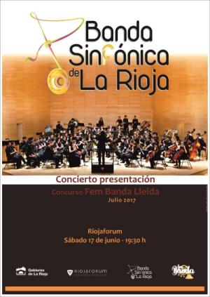BANDA SINFÓNICA DE LA RIOJA