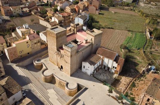 Palacio fortificado de Aguas Mansas de Agoncillo