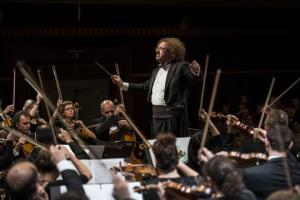 La Filarmónica de Bruselas recala hoy en Riojaforum