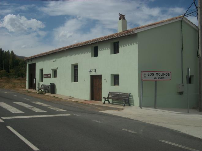 Centro de Interpretación del Aceite de Oliva - Trujal Olivarero de Ocón