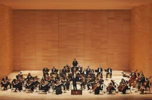 La Orquesta Sinfónica de La Rioja interpreta la clausura de Cinemática en Arnedo