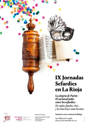 IX Jornadas Sefardíes de La Rioja