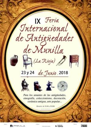 IV Salon des Antiquaires de Munilla