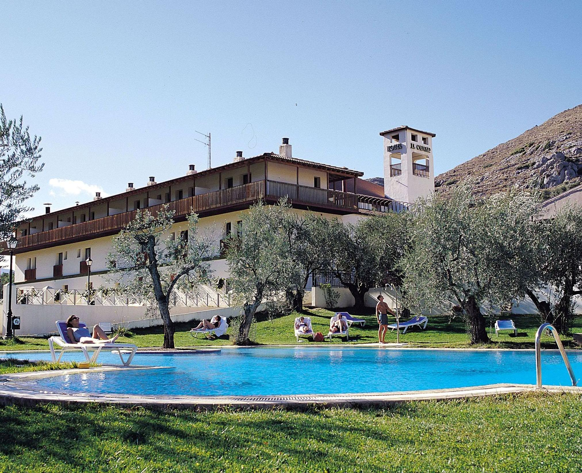 Hotel el olivar alojamientos la rioja turismo for Hotel luxury la rioja