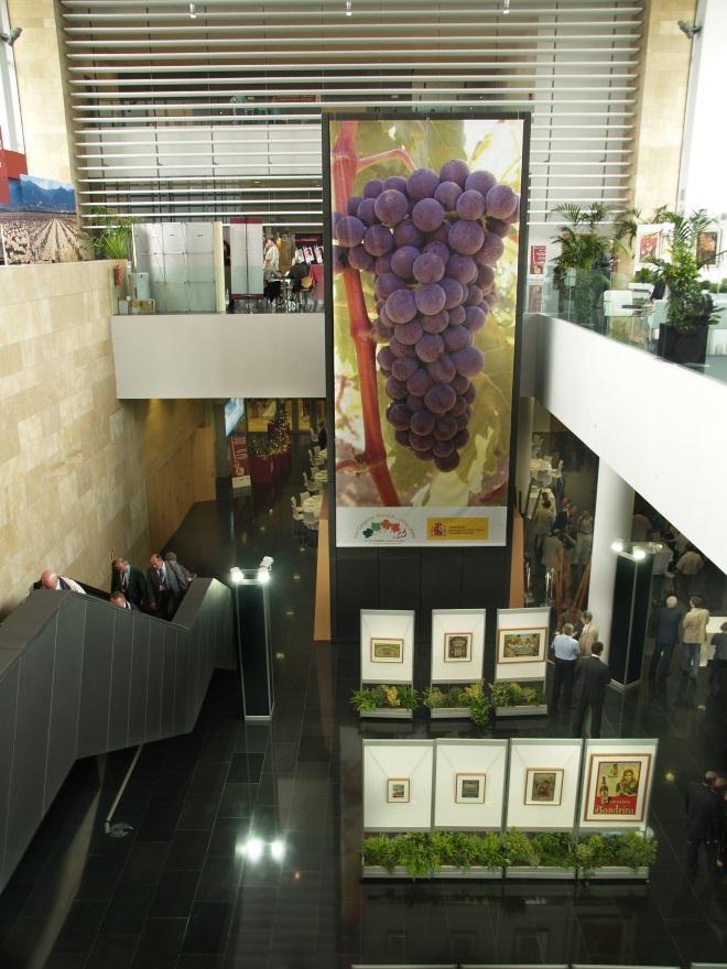 Vestíbulo principal planta -2