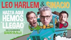 Leo Harlem actuará en Riojaforum el 4 de septiembre junto a Sinacio y Sergio Olalla