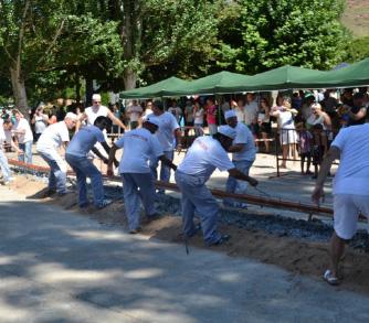 Festival del chorizo de Camprovín