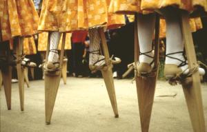 El Gobierno de La Rioja inicia el expediente para declarar Bien de Interés Cultural (BIC) de carácter inmaterial Los Danzadores de Anguiano