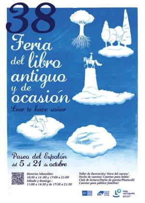 Feria del libro antiguo y de ocasión de Logroño