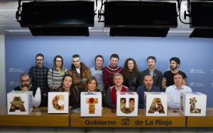 Actual 17 marida música, gastronomía y vino de Rioja en Bodegas Franco-Españolas