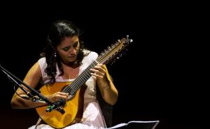 Concierto de Oriana Medina
