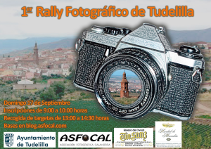 I Rally Fotográfico de Tudelilla