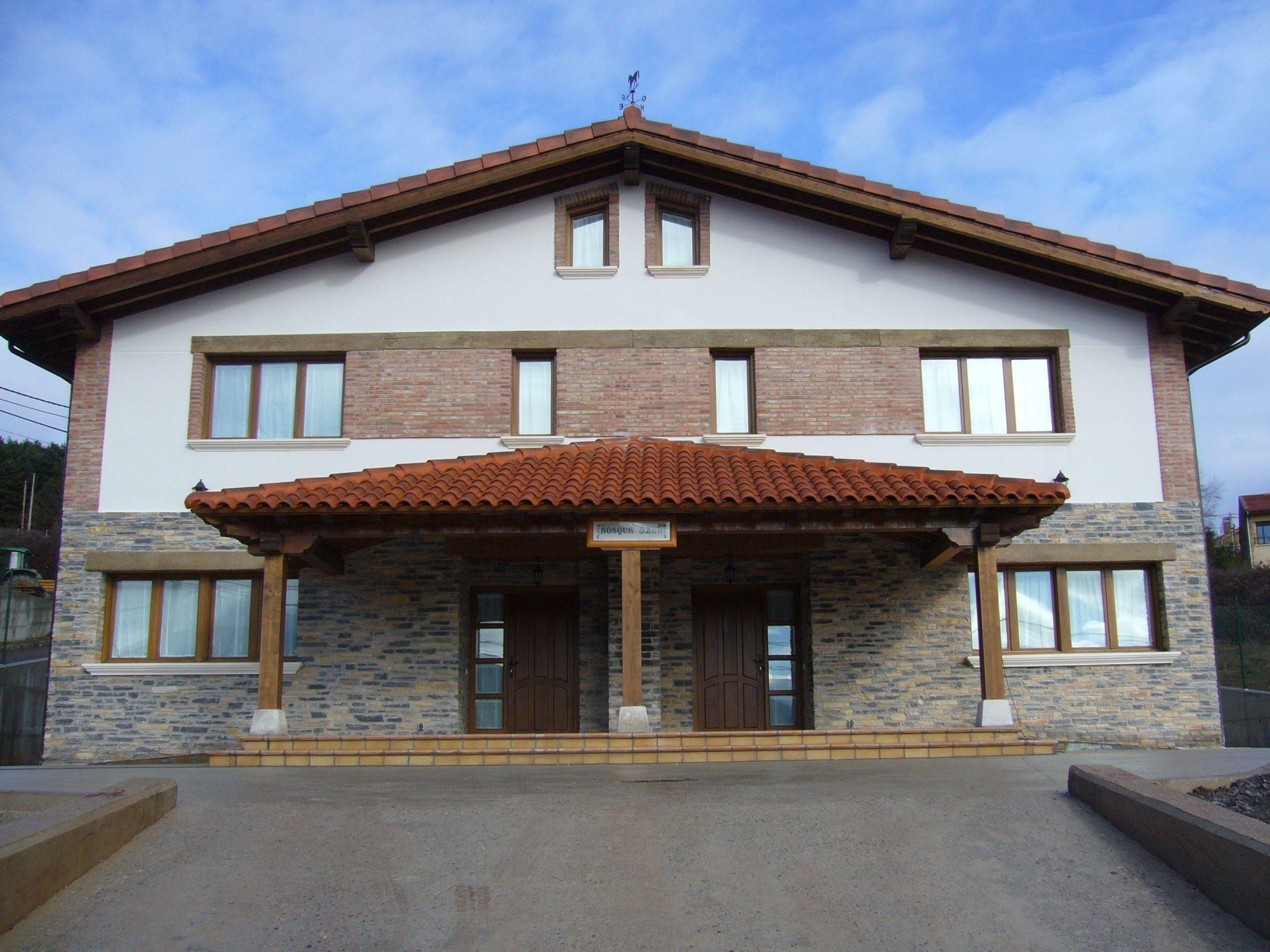 Casa rural bosque azul alojamientos la rioja turismo for Casa rural 4 habitaciones