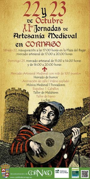 XI Jornadas de Artesanía Medieval en Cornago