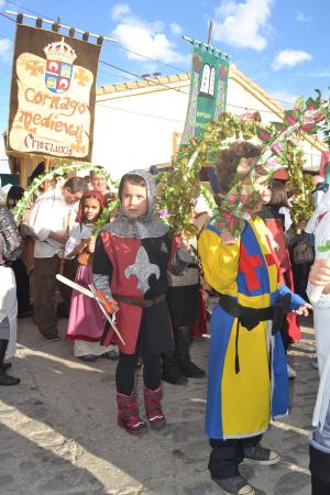 XIII Jornadas de Artesanía Medieval en Cornago