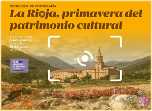 Concurso de fotografía 'La Rioja, primavera del patrimonio cultural'
