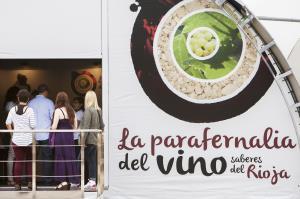 Exposición 'La Parafenarlia del Vino. Saberes del Rioja'