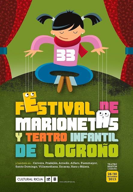 33 Festival de Marionetas y Teatro Infantil de Logroño