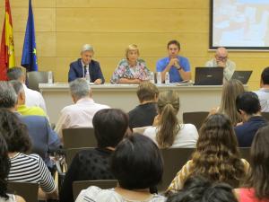 González Menorca asegura que el turismo de reuniones y congresos es una prioridad del Plan de Excelencia Turística del Gobierno de La Rioja