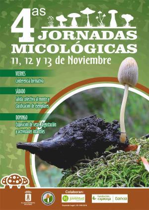 IV Jornadas Micológicas de Alfaro