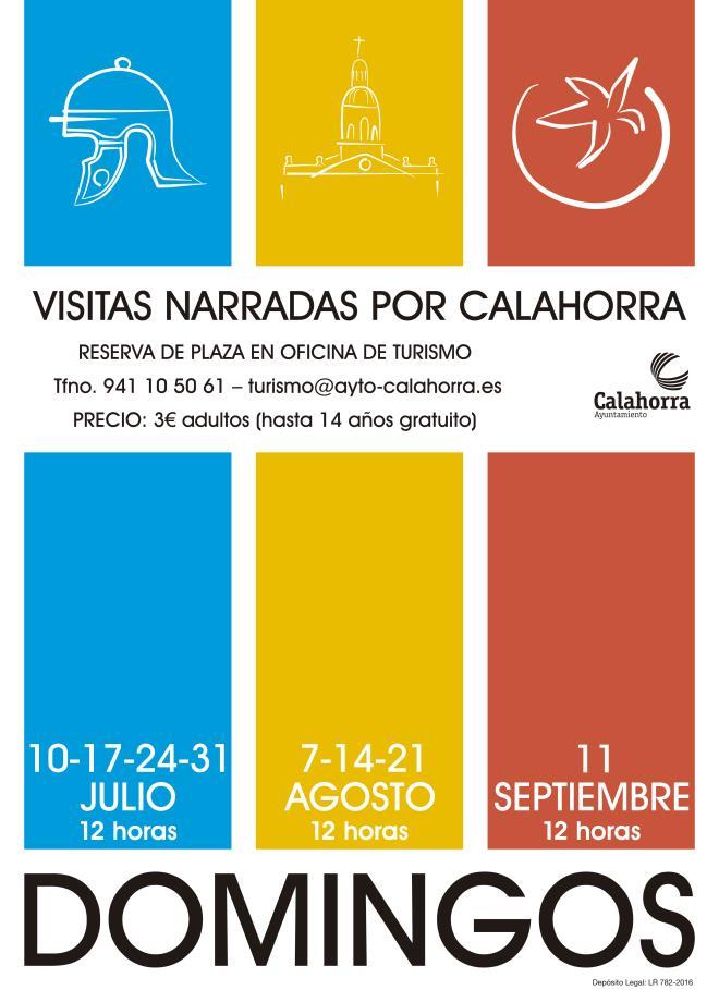 Visitas narradas por el Casco Antiguo de Calahorra
