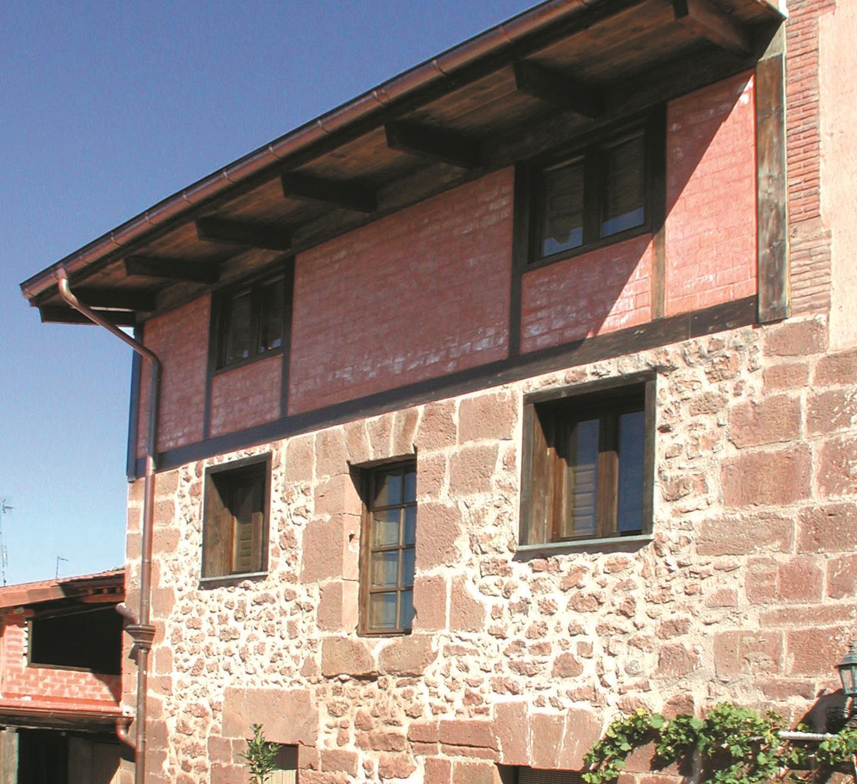 Casa la carpinter a del abuelo alojamientos la rioja - La casa vieja del abuelo ...