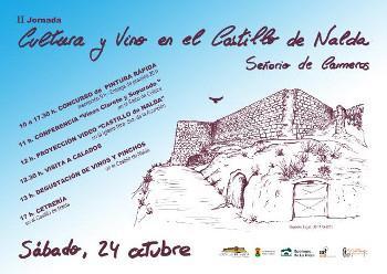 II Jornadas de Cultura y Vino en el Castillo de Nalda