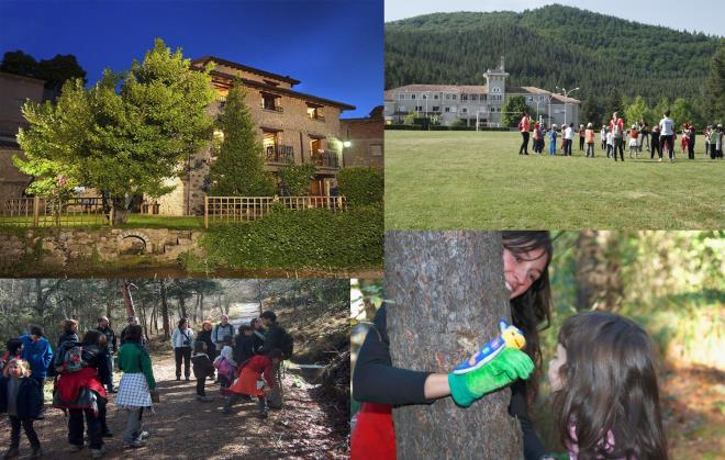 Tour medioambiental para la familia y uno más. Conviértete en un explorador