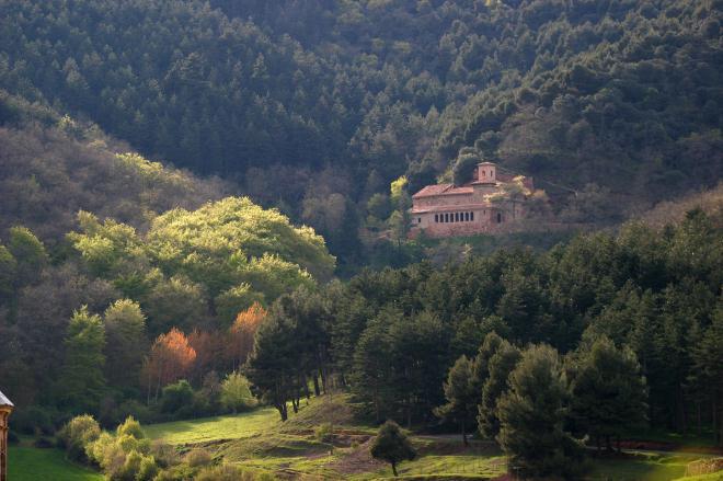 Monasterios de Yuso y Suso: cuna del castellano