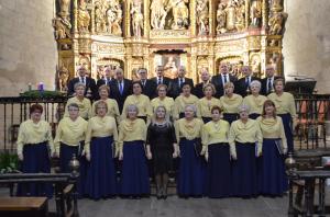 Misa y concierto Coral Polifónica de La Rioja