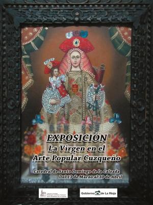 Exposición: la Virgen en el arte popular cuzqueño
