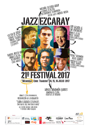 """XXI Festival de Jazz de Ezcaray - """"Memorial Ebbe Traberg"""""""
