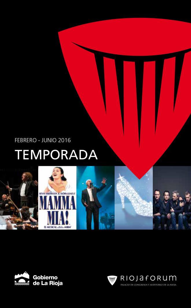 Programación Cultural Riojaforum@es|| |Kulturprogramm Riojaforum