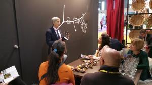 La Rioja muestra su oferta turística en la Feria Internacional de Turismo de Interior de Valladolid
