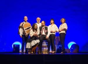 La Garnacha teatro estrena en Arnedo 'La Leyenda de un Bandido'