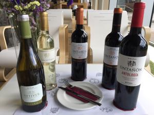 Ontañón Bodega Museo en Logroño le propone disfrutar del vino y la gastronomía local