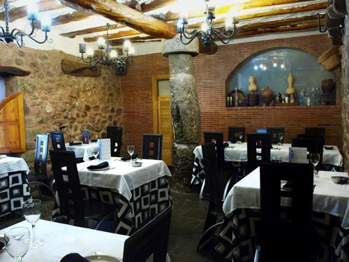 Restaurante Casa Tila