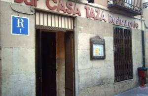 CASA TAZA