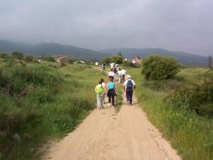 XIII Marche des Villages d'Ocón