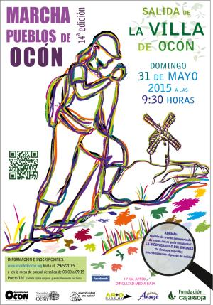 XIV Marcha Pueblos de Ocón