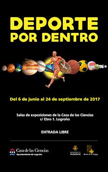 """Exposición """"Deporte por dentro"""""""