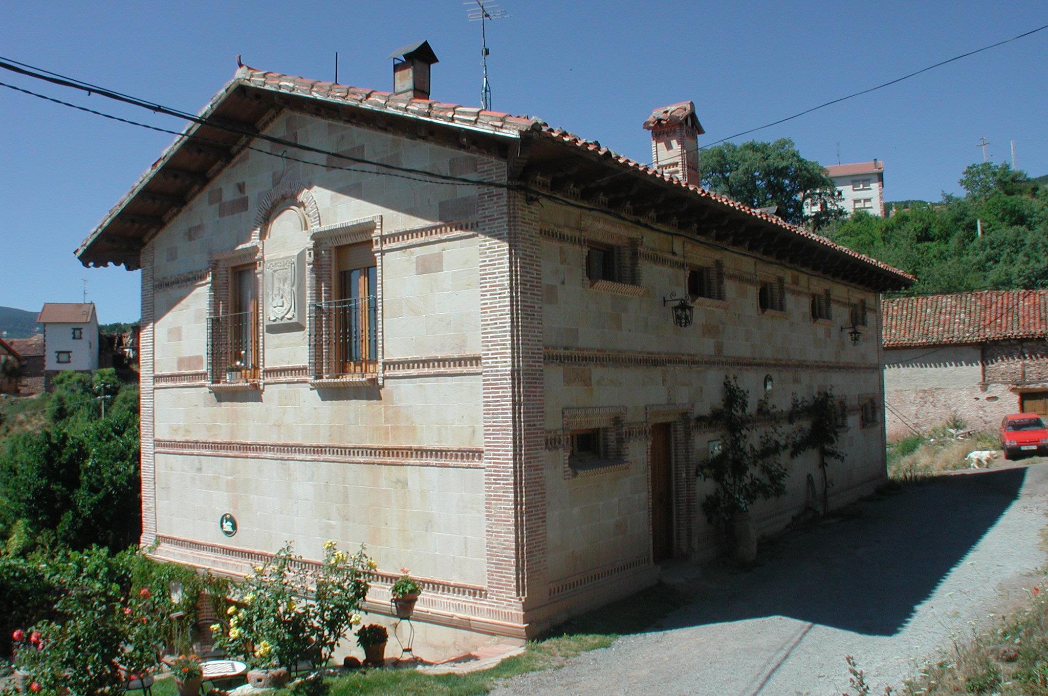 Casa rural ca ada el vallejo i alojamientos la rioja turismo - Casa rural el vallejo ...