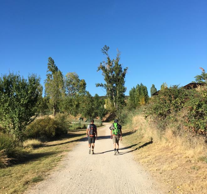 Senderismo por La Rioja
