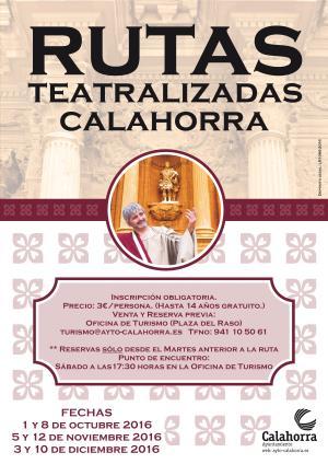 Rutas teatralizadas por el Casco Antiguo de Calahorra