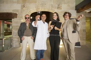 Catas teatralizadas de 'El Rioja y los 5 Sentidos'