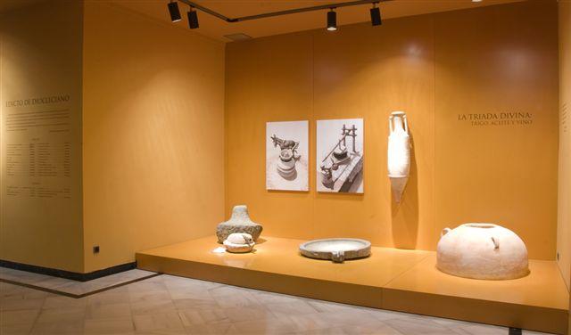 Rutas teatralizadas en el museo de la Romanización