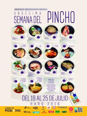 XI Semana del Pincho de Haro