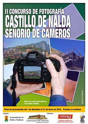 """II Concurso de fotografía """"Castillo de Nalda Señorío de Cameros"""""""